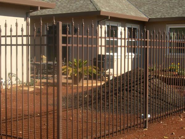 Iron Fence Stockton