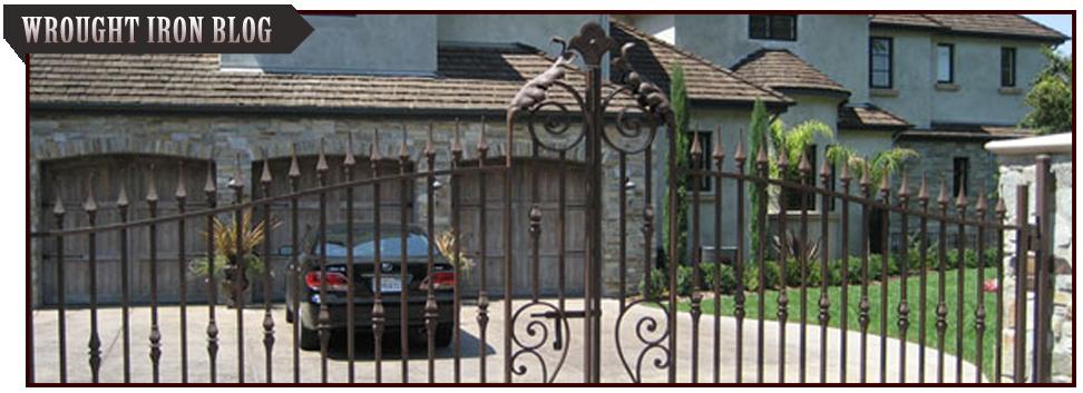 Wrought Iron Sacramento Blog